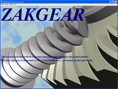 Gear design Software, gear technology, gear design, gear